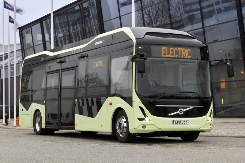 VOLVO BUSSAR Electric